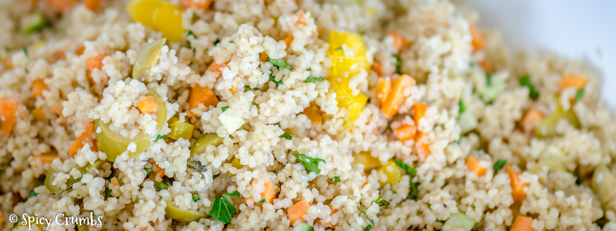 kuskusový salát