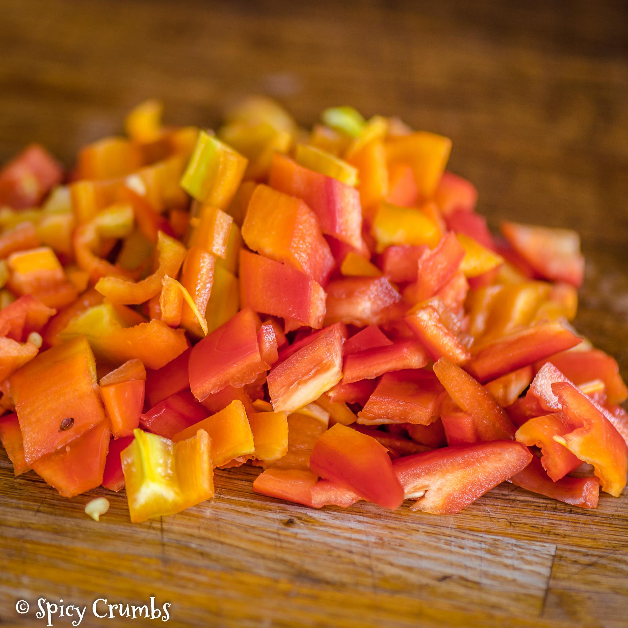 snadná omáčka na těstoviny