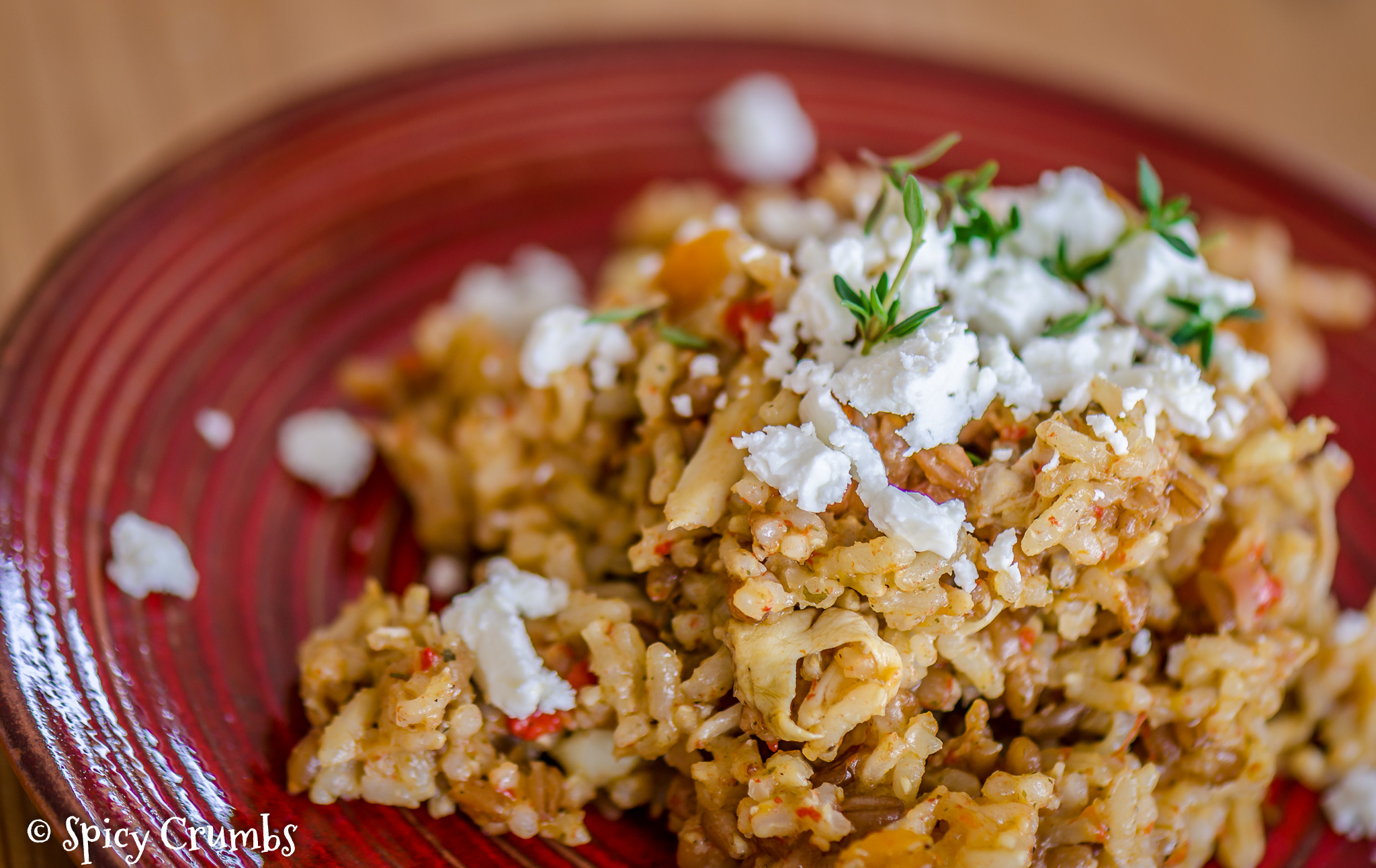 rýže s kuřetem