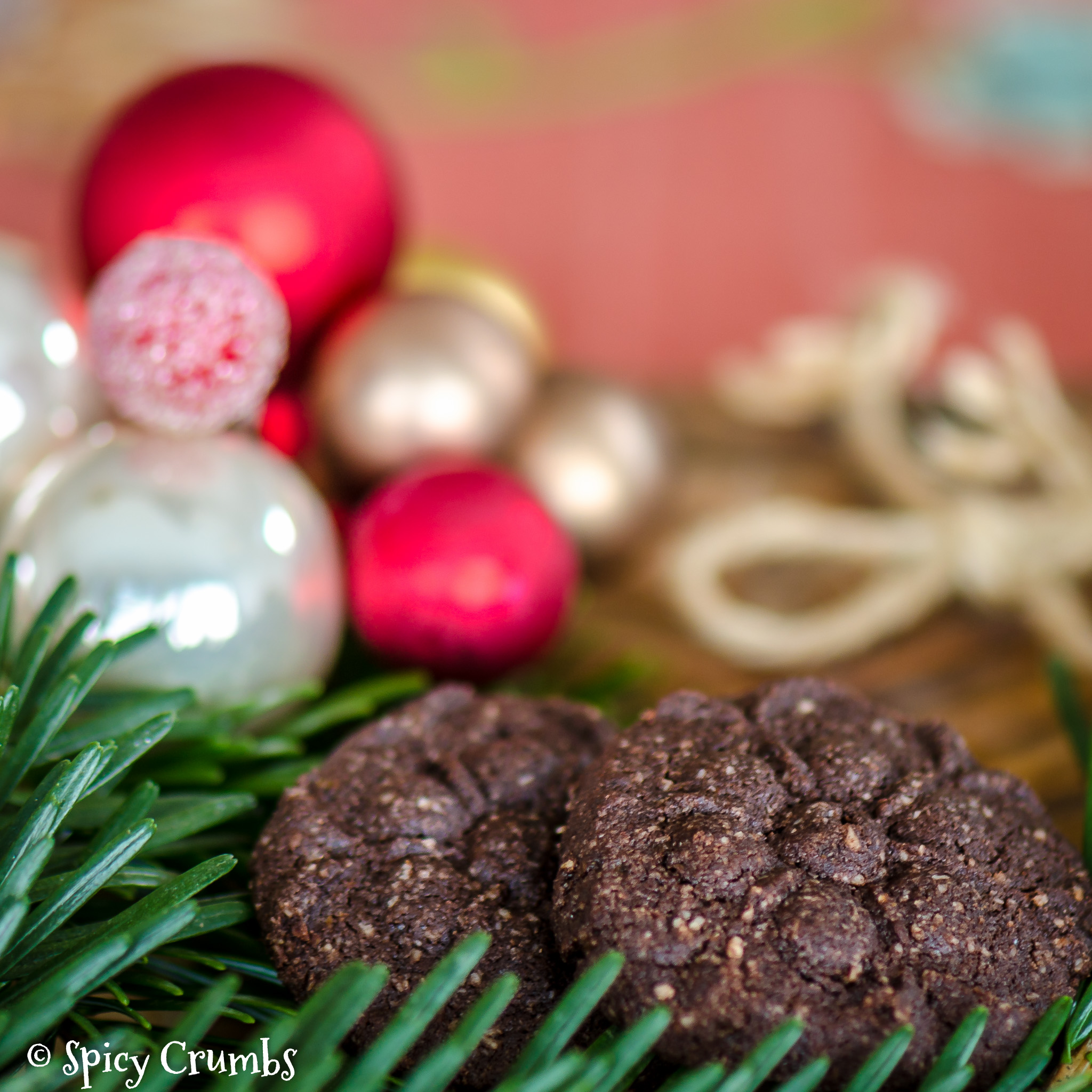 čokoládové bezlepkové sušenky